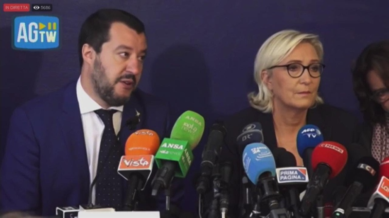 Salvini I giornalisti sono pigri, ma i cittadini votano al di là dei titoli