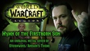 World of Warcraft - Hymn of the Firstborn Son (Original Metal Cover of Stormwind/Anduin's Theme)