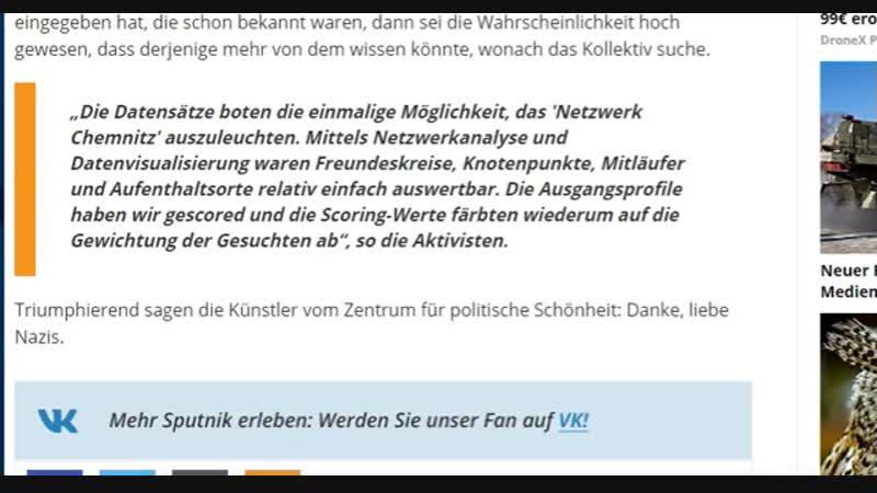 Soko Chemnitz - Nachtrag - Reingefallen--