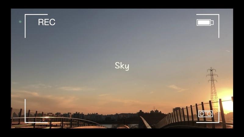 효정(오마이걸) - SKY (자작곡)(MV)
