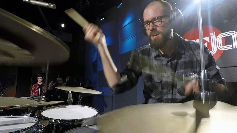VFJams LIVE! - Benny Greb - Drum Cam