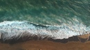 Amazing beach blue sea ocean waves nature - landscape - free video library