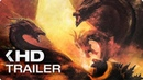GODZILLA 2 King of the Monsters Trailer 2 2019