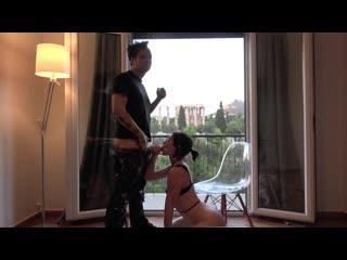 Stoya and zak sabbath - episode 10. athens, greece [all sex, hardcore, blowjob, artporn]