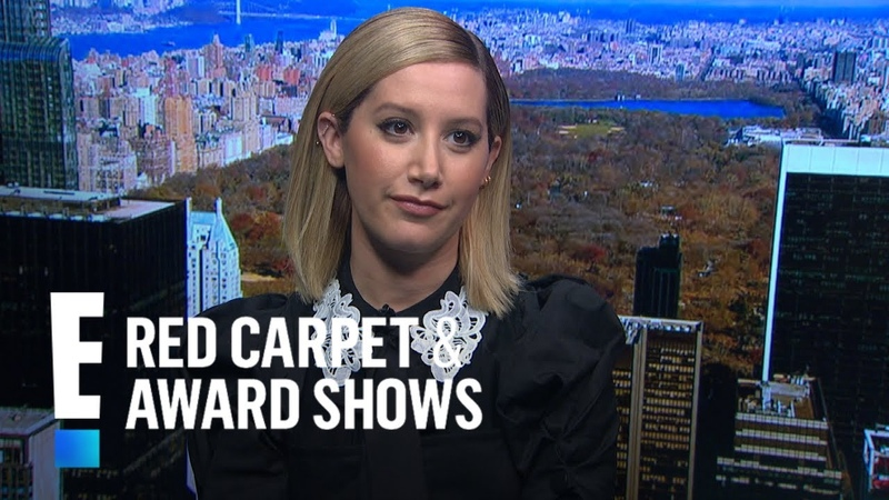 Ashley Tisdale's New Record Tackles Depression Anxiety | E! Red Carpet Award Shows