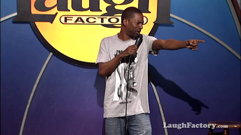 Tony Rock Arguing With Black Girls Stand Up Comedy