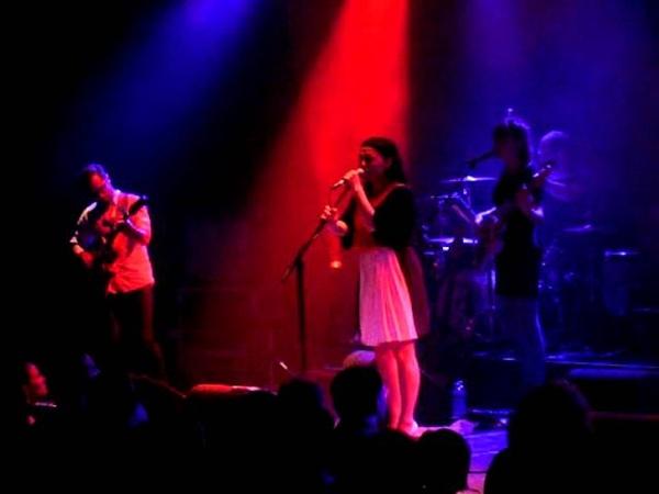 Emilíana Torrini - BEGGARS PRAYER [Live at Paradiso, Amsterdam, 06-11-2013]