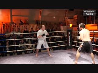 Борец против Боксера, Бой ВЕКА! Кавказец против Русского