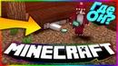 На волоске от палева   Minecraft hide and seek