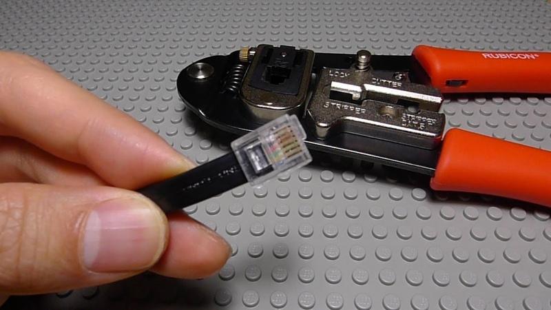 EV3 Cable Crimping Tool DIY
