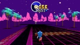 First Look at Sonic Gaiden's Special Stage (Sonic Mania Mod)