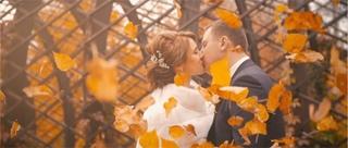 Сергей и Оксана. Свадьба 20 октября 2018