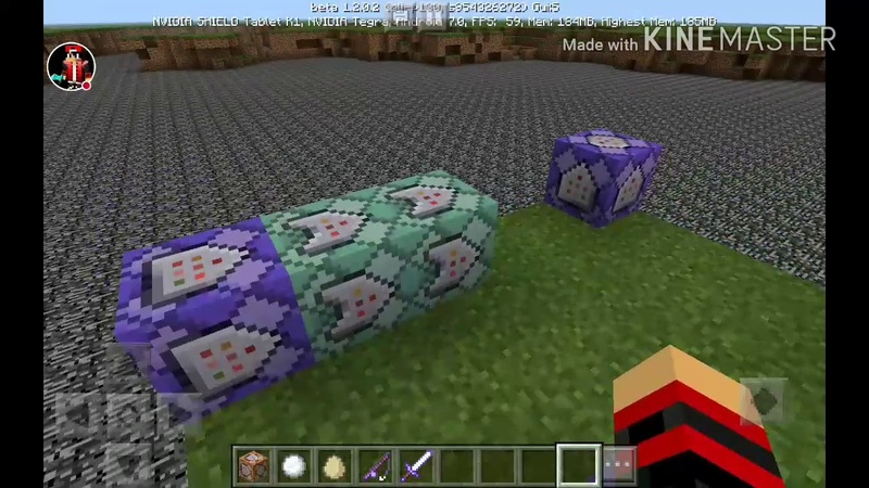 КАК СТАТЬ ЖЕЛЕЗНЫМ ЧЕЛОВЕКОМ В Minecraft PE 1.2!! [БЕЗ МОДОВ]