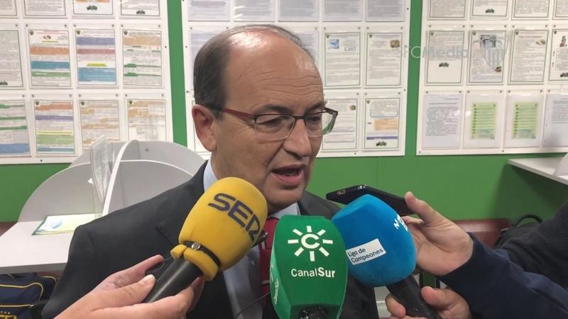 José Castro: La clave del crecimiento del equipo está en la paciencia