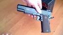 Отстрел на скорость Gunter P1911