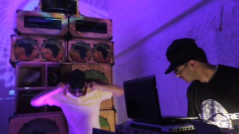 Crazy Steppa Session (Pan y Circo, México) - Subzulu ④