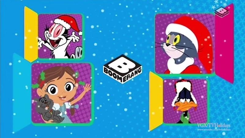 Boomerang UK Christmas Advert 2018