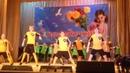 Танец Футбол на День матери в Климовске