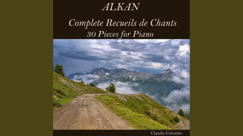 Recueil de Chants, Op. 67 No. 4. Doucement