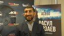 Расул Мирзаев Не разговаривать со мной это выбор Багаутдинова с моей стороны негатива нет