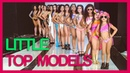 Little Girls Top Models on SWIMWEAR RUNWAY Final - Belankazar Specials