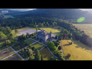 """Scotland from the sky:  s02e02 """"living off the land"""" ( bbc one scotland 2019 uk)(eng)"""