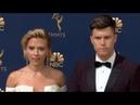 Scarlett Johansson, Jessica Biel, Tiffany Haddish & more at the Emmy Awards 2018