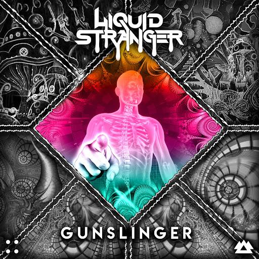 Liquid Stranger альбом Gunslinger Feat. Pistol