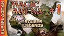 Magic Arena Standard   RW Squee Legends 1