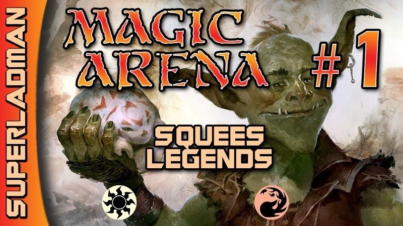 Magic Arena Standard | RW Squee Legends 1