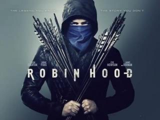 Animated Robin Hood poster
