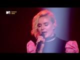 Полина Гагарина и Therr Maitz на 20-летии MTV Россия (27.09.2018)