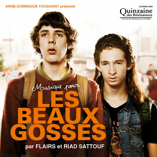 Flairs альбом Les beaux gosses (Bande originale du film)