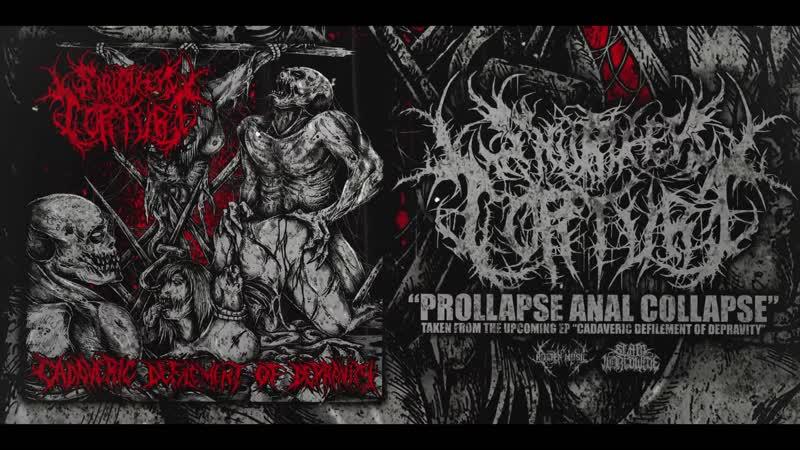 SHURIKEN TORTURE - Prollapse Anal Collapse
