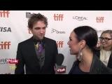 Robert Pattinson Talks #HighLife With ЕtalkCTV #TIFF18