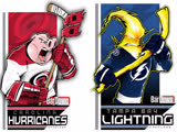 Carolina Hurricanes vs Tampa Bay Lightning