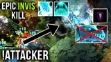 !Attacker EPIC Invis Kill on Winter Wyvern - The Kunkka Legend is Back - EPIC Compilation Dota 2