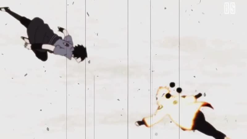 [AMV] Naruto vs Sasuke Final Fight _ Lebanese Royal