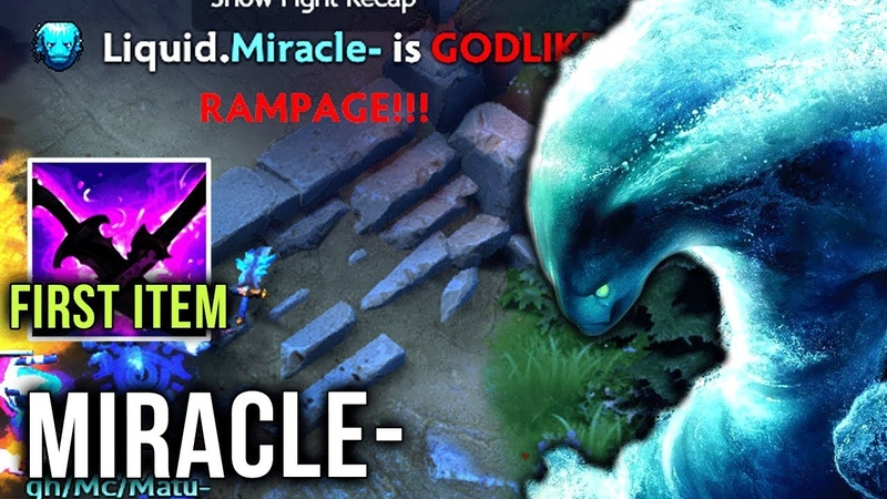 MIRACLE- WTF New Meta Morphling Build? First Item SY - EPIC Gameplay to Master Tier - Dota 2