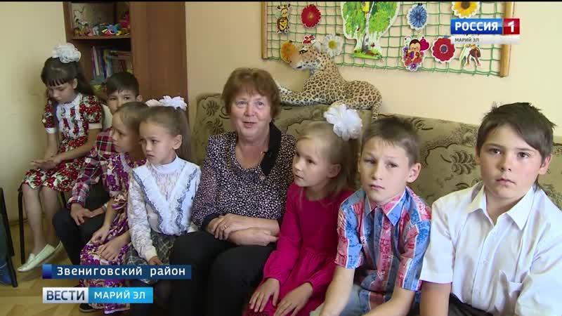Чтобы было детство соцпедагог Татьяна Кузнецова работает в Марийской Журавушке уже более 24 лет