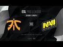 Fnatic vs Na`Vi - ESL Pro League Season 9 EU - map3 - de_Inferno [PCH3LK1N CrystalMay]