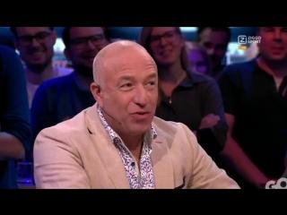 Роберт Дорнбос и Ник де Врис сообщают о подписании контракта Квятом