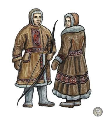 Народы Севера. Долганы