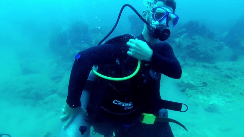 Dive-2 Open Water Diver (NDL)