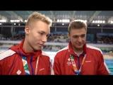 Даниил Марков, Андрей Минаков: «Мы одна большая семья: как братья!»