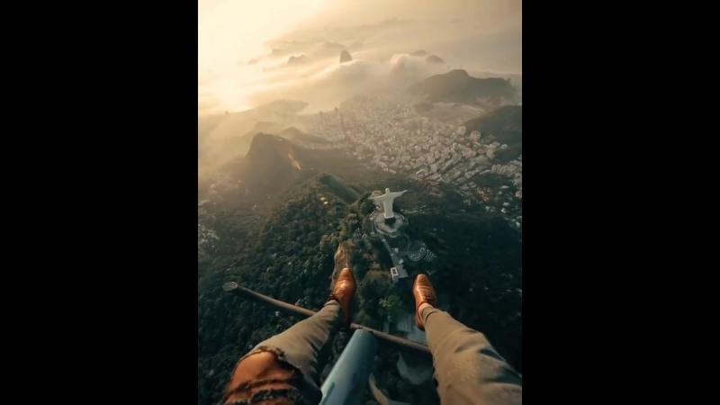 Piękny widok na Rio de Janeiro