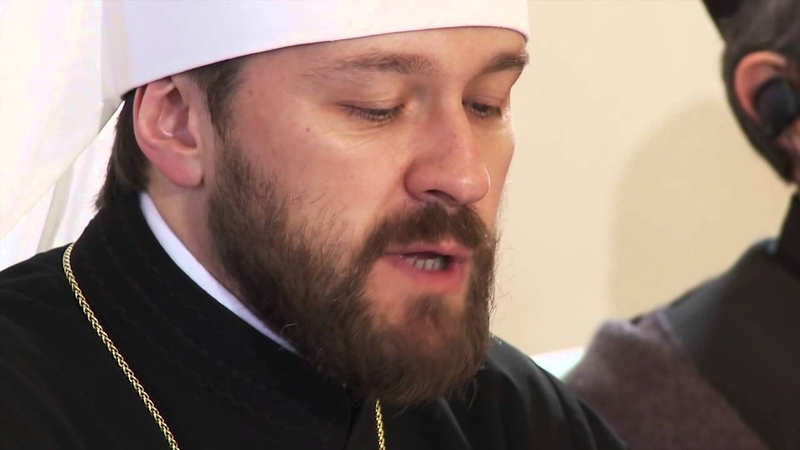 Митрополит Иларион(Алфеев). Значение монашества для современного православия.