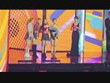181201 BLACKPINK - WIN TOP10 BONSANG @ 2018 MelOn Music Awards Fancam