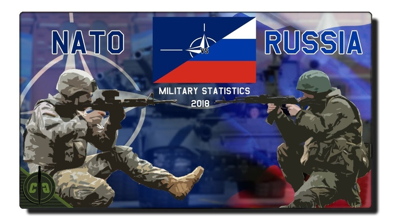 NATOS Military Power Compared to Russia 2018