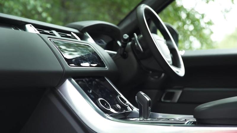 Range Rover Sport 2019 обзор мультимедиа | carwow
